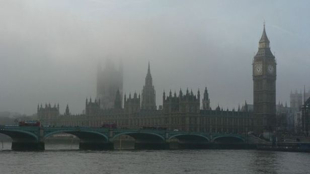 Figure 3: Foggy London