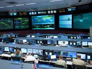 NASA control centre