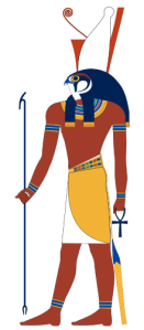 Horus image from Wikipedia
